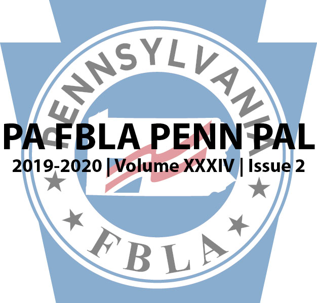 2019-2020 PA FBLA Penn Pal, Version XXXIV, Issue 2