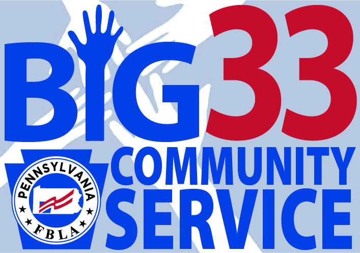 Big 33 Community Service Information