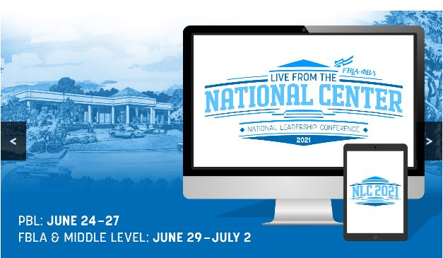 Virtual NLC Information and Schedule — June 29 – July 2