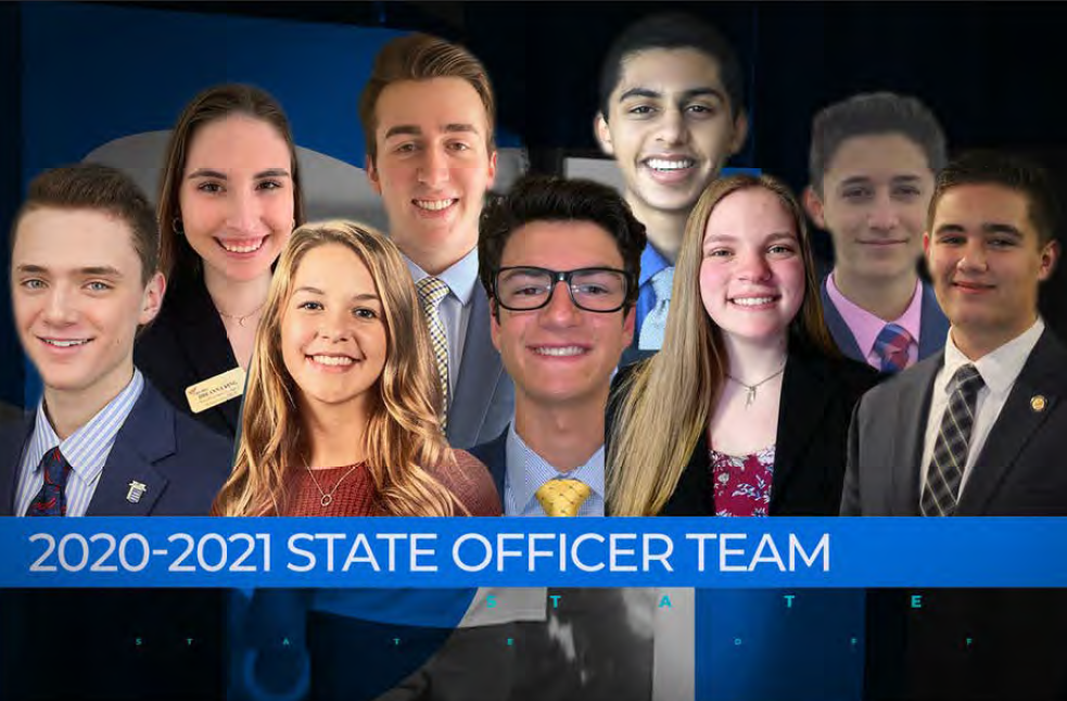 Welcome from Your 2020-2021 Pennsylvania FBLA Officer Team