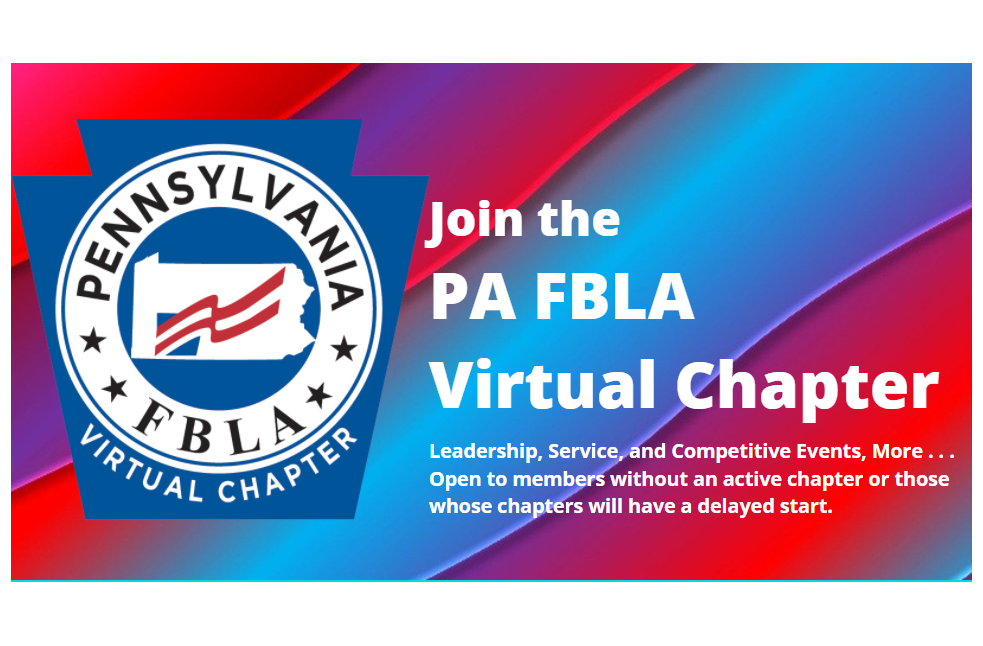 Join the PA FBLA Virtual Chapter!