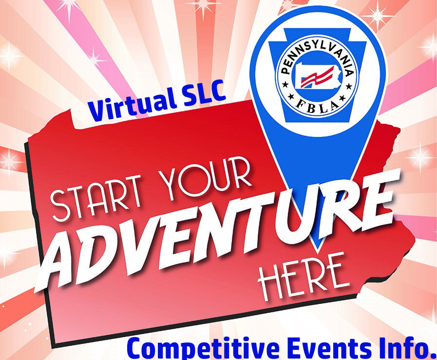 2021 Virtual SLC Competitive Events Information